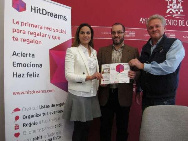 Sostenible.- Crean 'HitDreams', la primera red social para hacer y recibir regalos