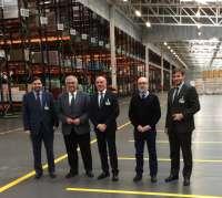 Arellano destaca el papel de Mercadona como dinamizadora de la economía regional y motor de consolidación industrial