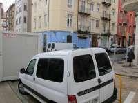 Cantabria lidera en enero la caída de ventas de vehículos comerciales ligeros