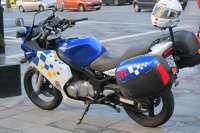 Los 271 agentes de la Policía Local ya tienen su placa identificativa numerada