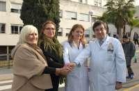 AECC colabora con el Hospital Reina Sofía para prestar apoyo emocional a pacientes y familiares