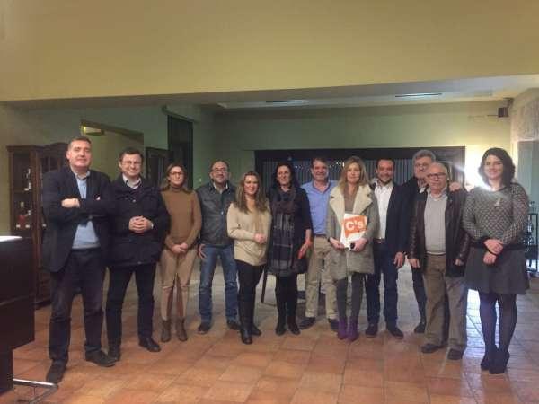 Ciudadanos valora la consolidación de su estructura en Córdoba con la constitución del Subcomité Territorial