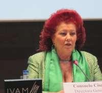 El IVAM retira a Ciscar el título de directora honoraria y acuerda que investigados en causas penales no puedan tenerlo