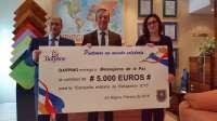 BARPIMO recauda 5.000 euros para los refugiados sirios