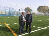 MásJaén.- La Diputación invierte 153.600 euros en la mejora de las instalaciones deportivas de Villardompardo