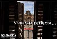 El Ayuntamiento Salamanca edita tres modelos de postales de la ciudad para promover el turismo en la ciudad