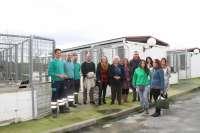 Diputación, Valverde Animal y Athisa firman un convenio para mejorar la calidad de vida de los animales
