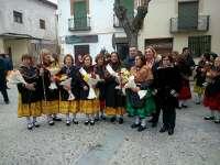 Cogolludo (Guadalajara) celebra su tradicional fiesta de Santa Águeda