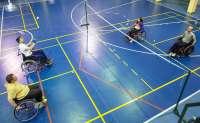 El Hospital Nacional de Parapléjicos consolida el bádminton adaptado entre los deportes para los pacientes