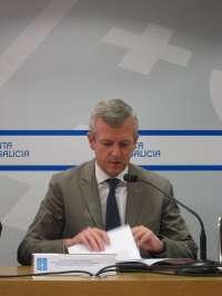 Rueda, el número dos de Feijóo que asume el encargo de 'recomponer' la provincia de Pontevedra