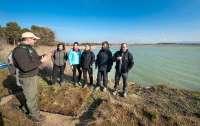 La laguna de Dos Reinos en Figarol acoge la celebración del Día Mundial de los Humedales