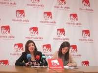 La ejecutiva que lidera Yolanda Díaz advierte a Cayo Lara que