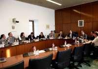 La comisión de investigación sobre formación se reúne este martes para fijar el calendario de las comparecencias
