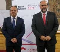 Solo Fomento y Hacienda bajan sus partidas en los presupuestos de C-LM de 2016 y el resto de consejerías las aumentan
