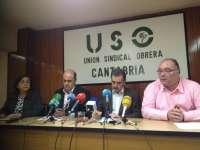 (AMP) USO denuncia que la recalificación de terrenos de Sniace es