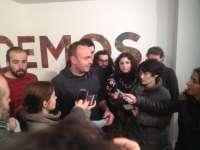 Blanco pide a la Dirección nacional de Podemos que una gestora temporal que organice las Primarias