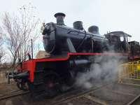 La locomotora de Indiana Jones, en Guadix, se abrirá este domingo para celebrar San Valentín