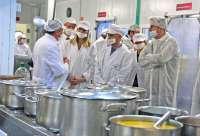 La Junta multiplica por cinco el volumen de productos ecológicos servidos en los comedores escolares andaluces