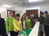 La delegada de Educación visita el Centro Específico de Educación Especial Virgen de la Esperanza