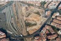Valencia Parque Central licita por 601.312€ el contrato para la descontaminación de una parcela