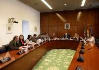 Susana Díaz cerrará las comparecencias en la comisión de formación, que comenzará con los interventores