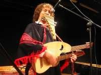 Diputación acoge conciertos didácticos para escolares del músico y lutier Pablo Nahual