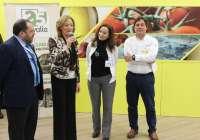 Ortiz destaca la trayectoria y el papel de Ecovalia en la promoción de la producción ecológica en Andalucía