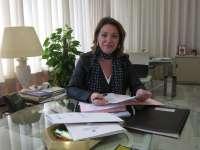 La alcaldesa valora las novedades en la Fiesta de los Patios que