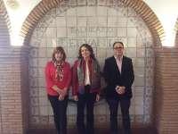 Junta analiza con la Asociación de Balnearios de Castilla-La Mancha diversas fórmulas para impulsar el sector