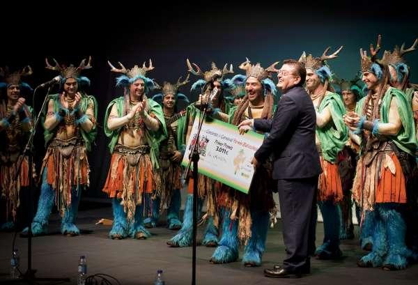Los premios Fermín Salvochea de la ONCE piensan ya en sus bodas de plata tras entregar los de 2016