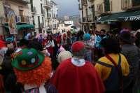 Turismo.- El Domingo de Piñata cierra el Carnaval de Alhama de Granada, de interés turístico de Andalucía