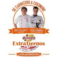El chef Sergio Fernández protagoniza, junto a un carnicero real, la nueva campaña de ElPozo ExtraTiernos