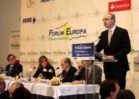 Durán defiende que la estabilidad en Andalucía está más