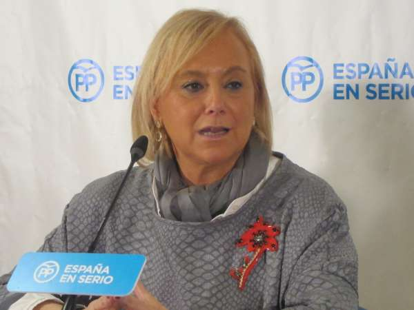 La presidenta del PP asturiano sobre la dimisión de Aguirre: