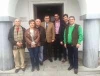 La Junta manifiesta su apoyo al sector cárnico de Espejo