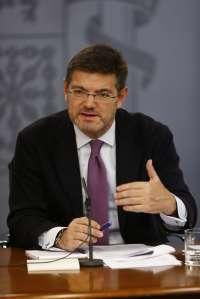 Rafael Catalá, ministro de Justicia, imparte el miércoles una conferencia en la Universidad de Navarra