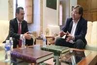 El presidente de Altadis desvincula la compra de tabaco extremeño del cierre de la fábrica de La Rioja