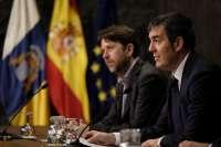 Alonso pide una reunión urgente con Clavijo para resolver la situación del Hospital del Sur