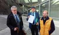 Democracia Ourensana pide personarse en el caso Baltar para que