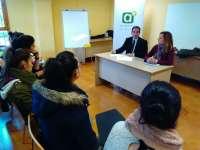 La Junta forma a jóvenes de La Loma de ciclos superiores de FP para crear una empresa con garantías de éxito