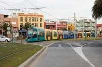 Más de 285.000 personas usaron el tranvía en los Carnavales