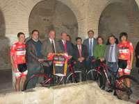 MásJaén.- La Bike Race Andalucía permitirá mostrar a Jaén y Córdoba su potencial como provincias deportivas