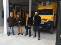 Finalizados los trabajos de mejora en el Centro Operativo del Infoca tras invertir 170.000 euros