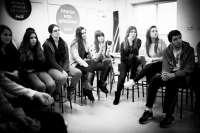 Fundación Coca-Cola celebra el viernes talleres de expresión corporal y dramaturgia para grupos de teatro joven de CyL