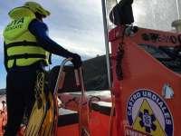 Se retoma la búsqueda del pescador aunque el operativo dependerá de la evolución de la meteorología