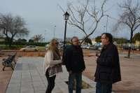 Supera.- Bormujos realiza obras de más de 400.000 euros que permiten 12 contrataciones de la bolsa municipal
