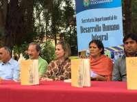 Cultura.- La Diputación presenta en Bolivia la edición bilingüe de 'Platero y yo' en quechua y español