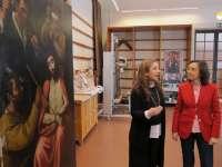 Cultura.-El Bellas Artes inicia la restauración y conservación de 24 'murillos' por su 400º aniversario en 2017