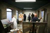 Cultura.- El Museum Jorge Rando, punto de encuentro entre el arte y los refugiados