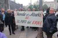 El Parlamento asturiano pide suspender las reclamaciones a los herederos de residentes del ERA